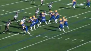 Saskatoon Hilltops down Winnipeg Rifles 28-21 in PFC semifinal
